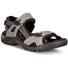 ECCO Offroad Sandalen Heren, wild dove/dark shadow